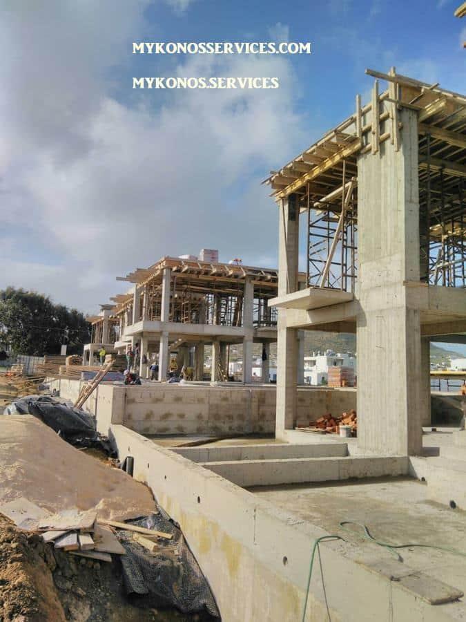 Οικοδομικές Εργασίες Μύκονος services 19