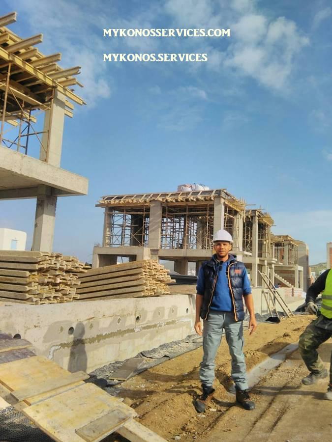 Οικοδομικές Εργασίες Μύκονος Κατασκευαστικές 10 πισινες 11199