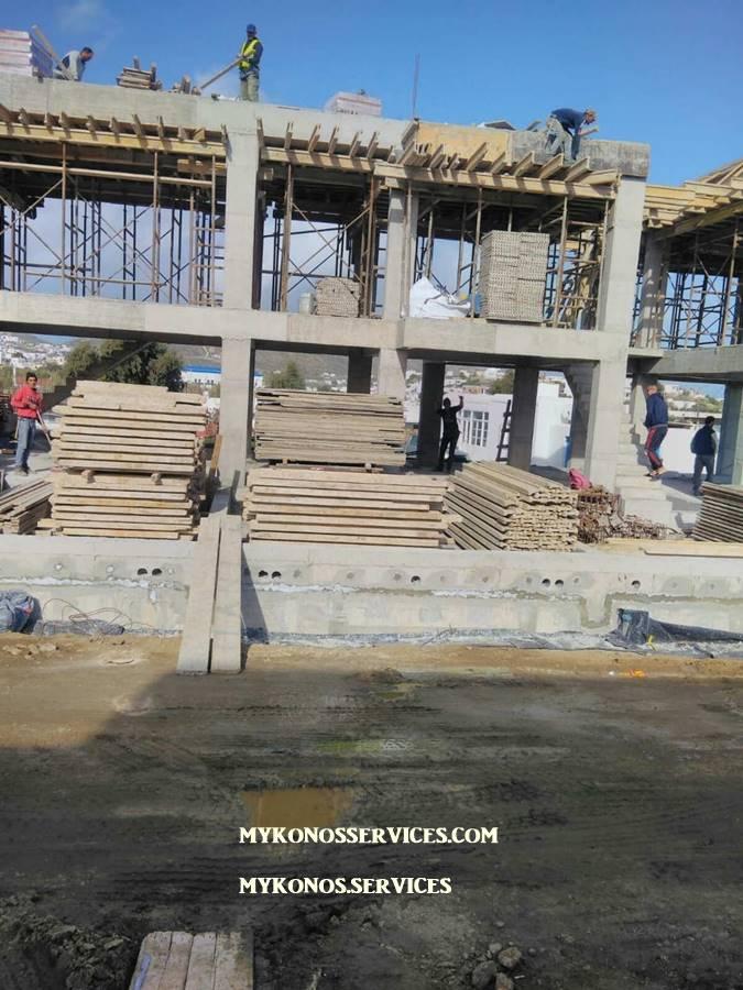 Οικοδομικές Εργασίες Μύκονος Κατασκευαστικές 10 πισινες 1112