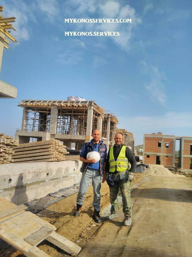 Building Works Mykonos 2