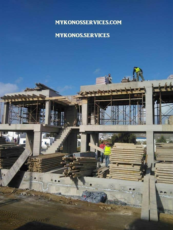 Building Works Mykonos 1