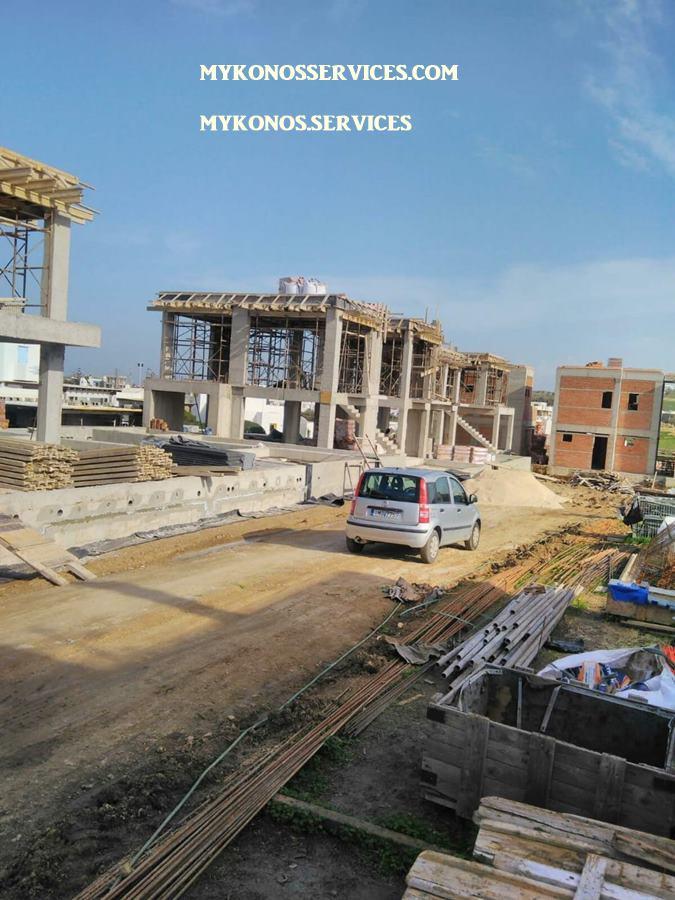 Οικοδομικές Εργασίες Μύκονος Κατασκευαστικές 10 πισινες 1119