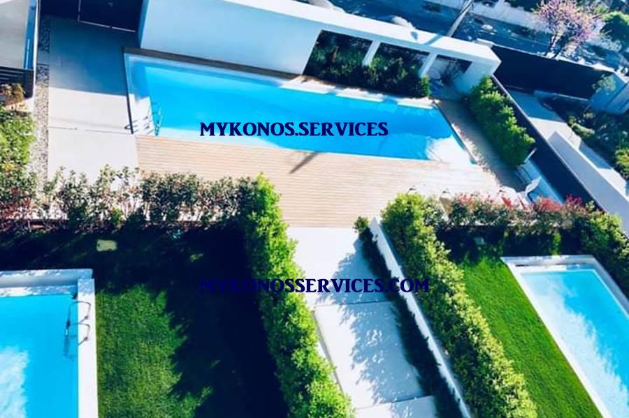 pisines mykonos services 2