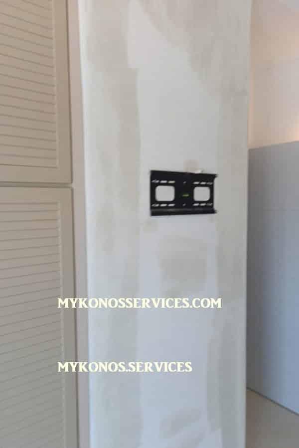 mykonos services ελαιοχρωματισμοί Μύκονος - painting services Mykonos 1