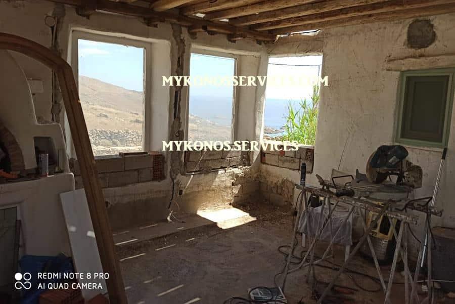 mykonos services - οικοδομικές εργασίες μύκονος - building works Mykonos 7