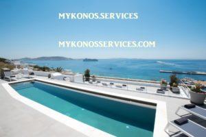 enoikiazomena dwmatia mykonos - villas rent mykonos 1