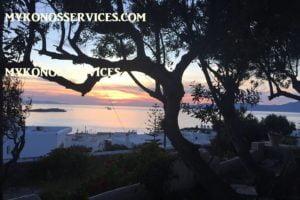 Ενοικιαζόμενα Δωμάτια Μύκονος Βίλες Θάλασσα - Rooms rent mykonos sea villas rent 1t