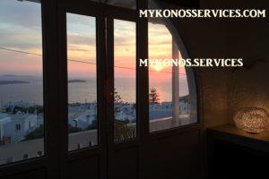 Ενοικιαζόμενα Δωμάτια Μύκονος Βίλες Θάλασσα - Rooms rent mykonos sea villas rent house