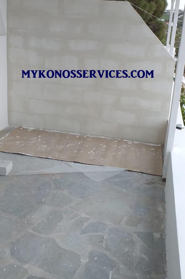 Μονώσεις Μύκονος Insulations Mykonos 1