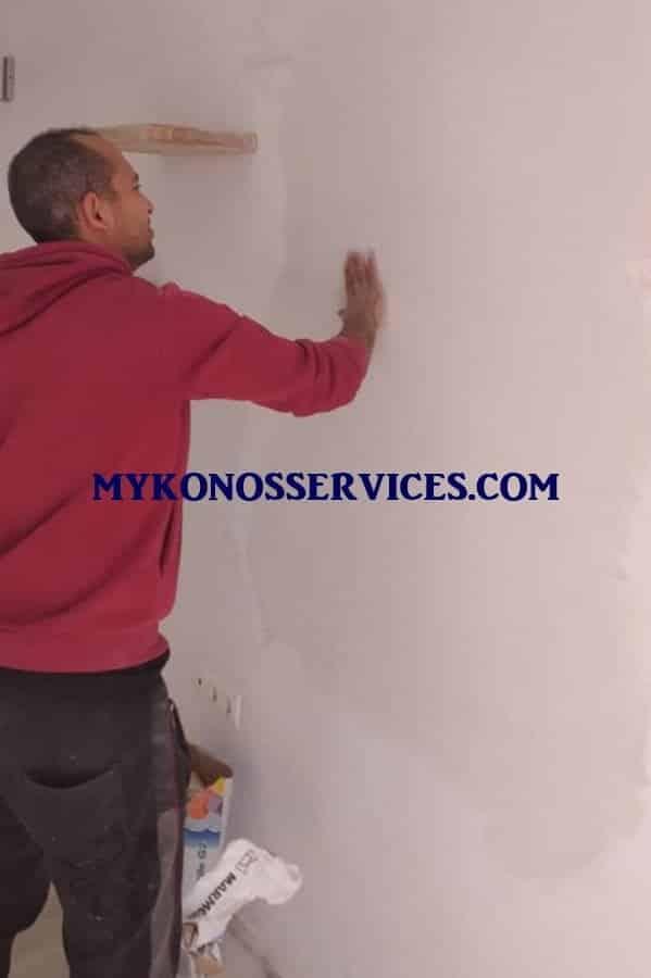 Μονώσεις Μύκονος - Οικοδομικές εργασίες Μύκονος 2