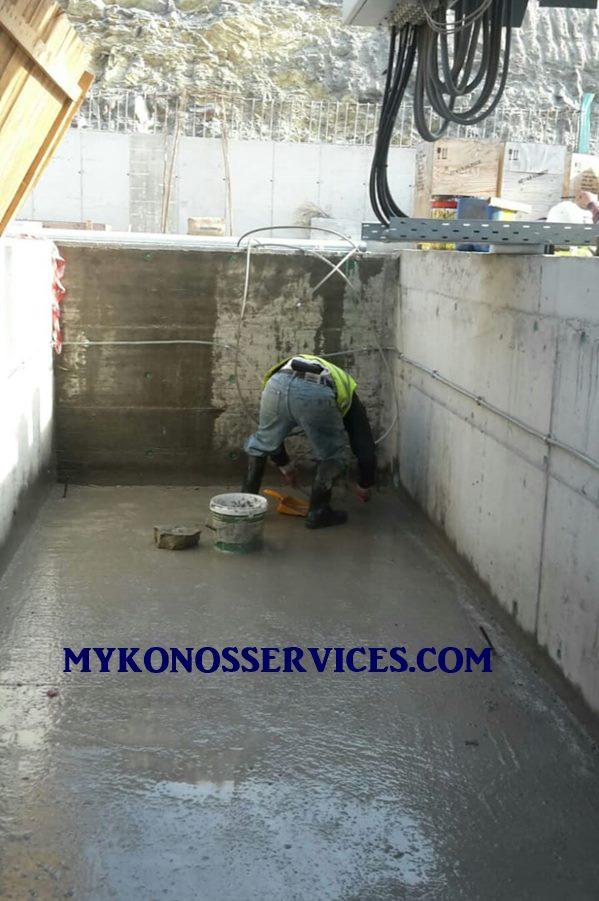 Μονώσεις Μύκονος Services 4 Insulations