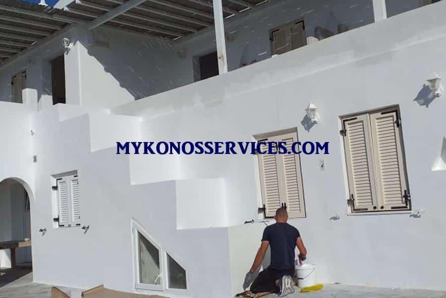 Μονώσεις Μύκονος - Οικοδομικές εργασίες Μύκονος 7