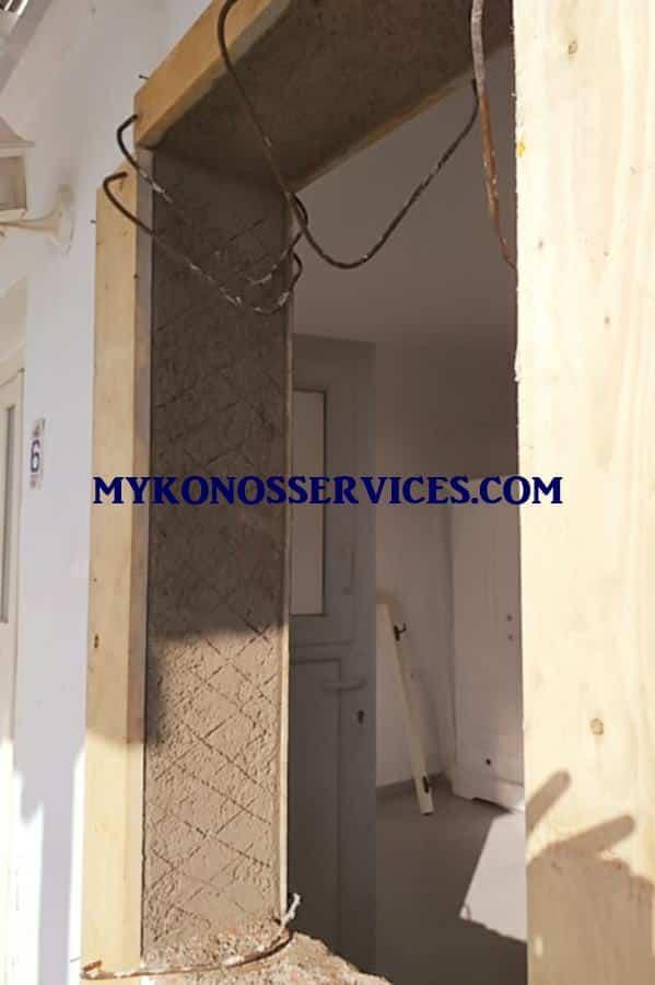 Μονώσεις Μύκονος - Οικοδομικές εργασίες Μύκονος 6