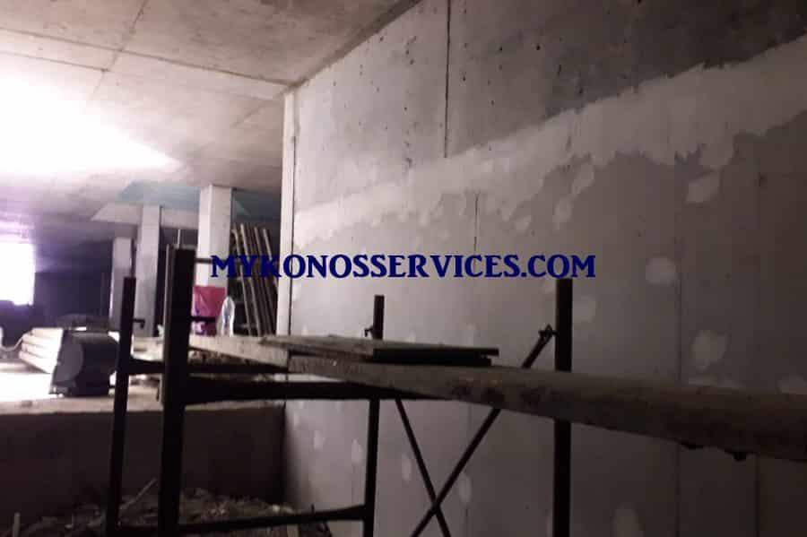 Μονώσεις Μύκονος - Οικοδομικές εργασίες Μύκονος 5
