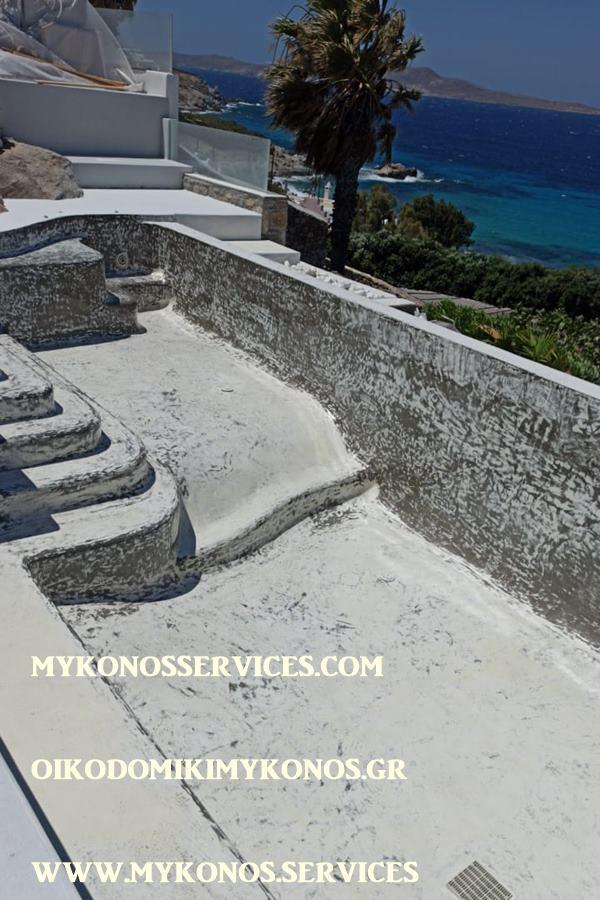 pools mykonos - πισίνες Μύκονος - mykonosservices.com 1