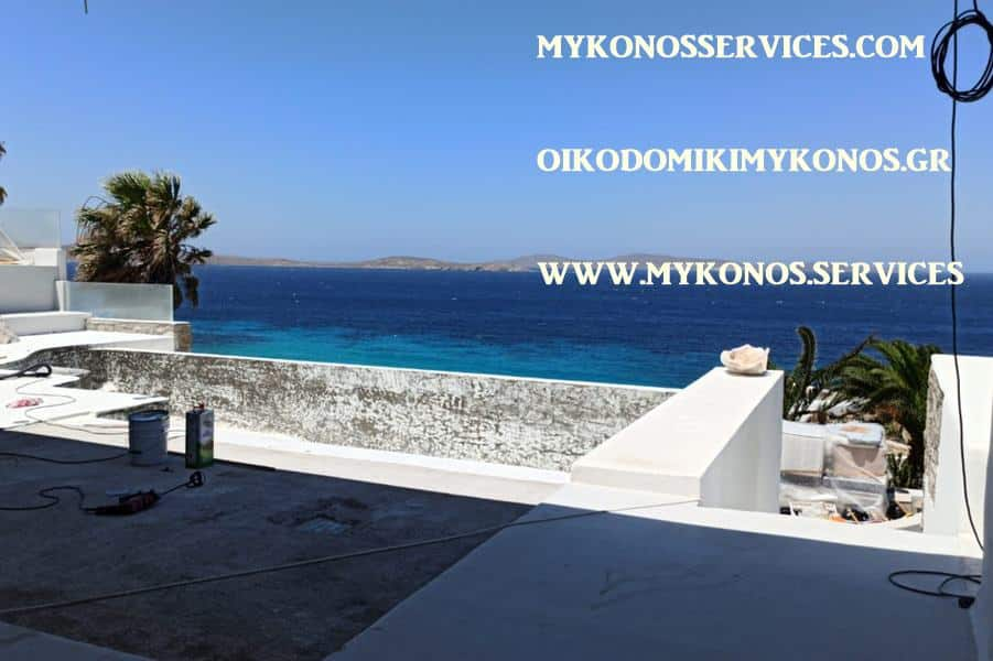 pools mykonos - πισίνες Μύκονος - mykonosservices.com 3
