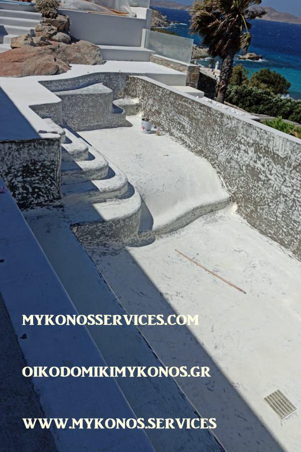pools mykonos - πισίνες Μύκονος - mykonosservices.com 5