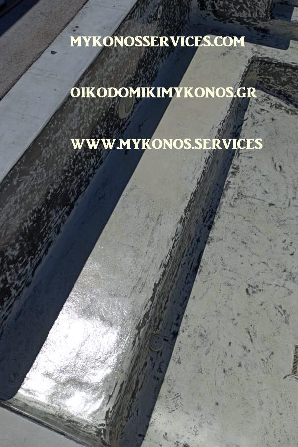 pools mykonos - πισίνες Μύκονος - mykonosservices.com 6