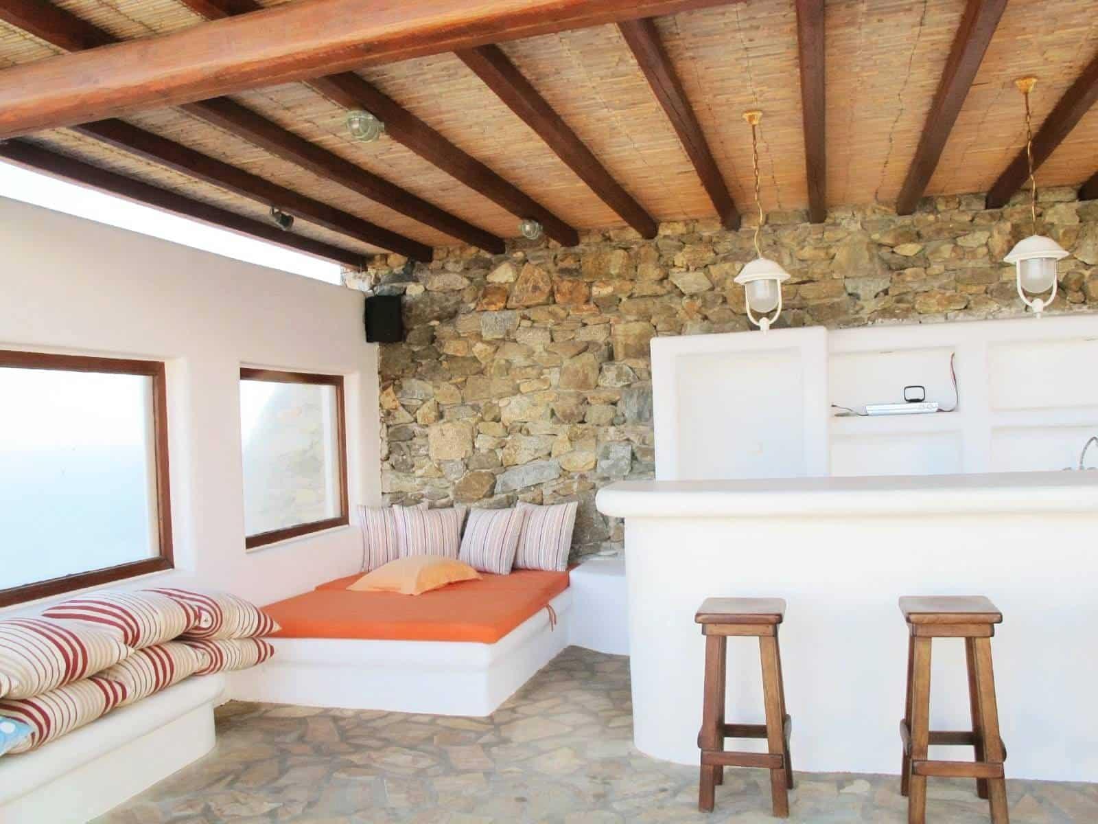 luxurious villa Mykonos - πολυτελής βίλα Μύκονος - mykonos services - οικοδομικές εργασίες 10