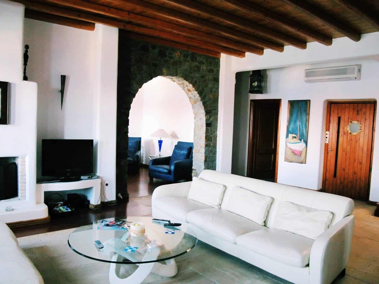 luxurious villa Mykonos - πολυτελής βίλα Μύκονος - mykonos services - οικοδομικές εργασίες 12