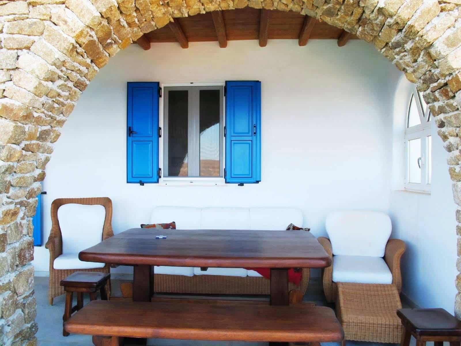 luxurious villa Mykonos - πολυτελής βίλα Μύκονος - mykonos services - οικοδομικές εργασίες 15