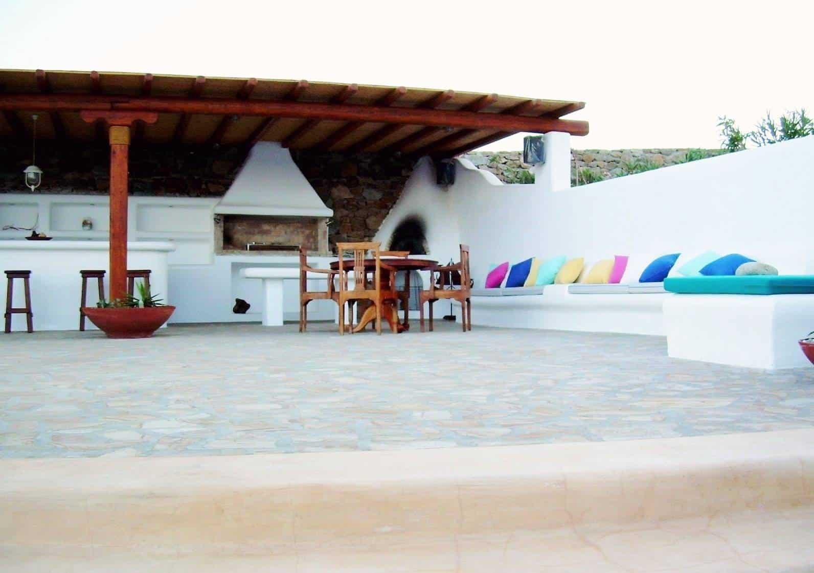 luxurious villa Mykonos - πολυτελής βίλα Μύκονος - mykonos services - οικοδομικές εργασίες 17