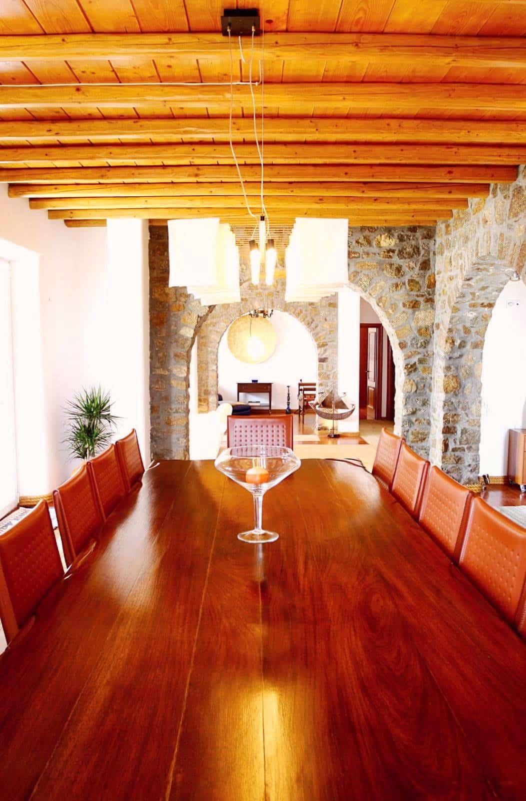 luxurious villa Mykonos - πολυτελής βίλα Μύκονος - mykonos services - οικοδομικές εργασίες 19