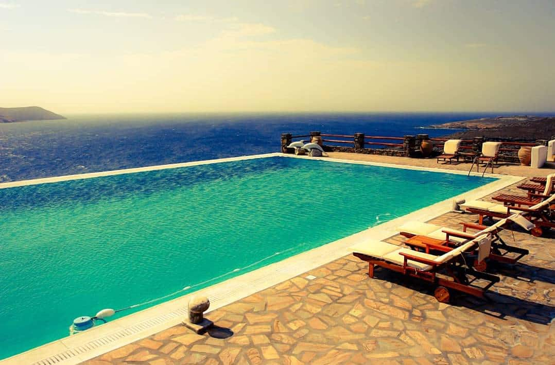 luxurious villa Mykonos - πολυτελής βίλα Μύκονος - mykonos services - οικοδομικές εργασίες 2