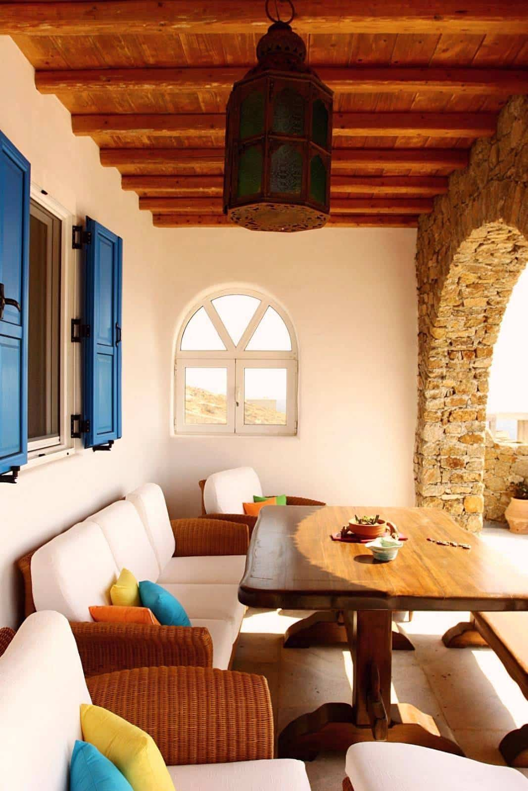 luxurious villa Mykonos - πολυτελής βίλα Μύκονος - mykonos services - οικοδομικές εργασίες 24