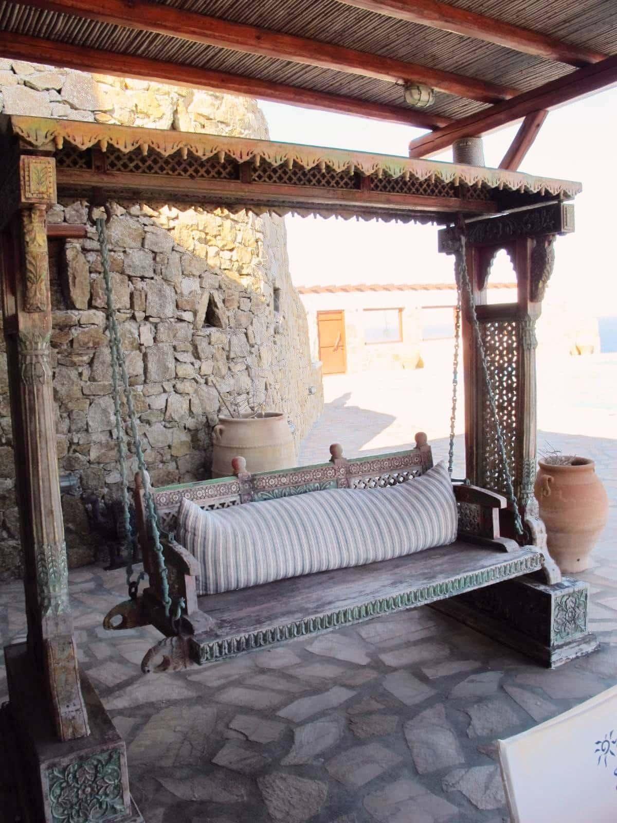 luxurious villa Mykonos - πολυτελής βίλα Μύκονος - mykonos services - οικοδομικές εργασίες 4