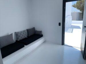 mykonos private pool villas rent - tagoo black 1