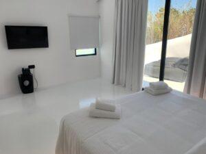 mykonos private pool villas rent - tagoo black 2