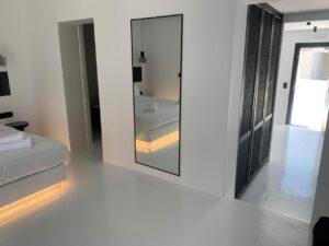 mykonos private pool villas rent - tagoo black 6