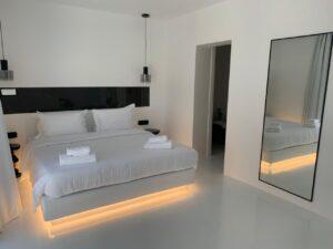 mykonos private pool villas rent - tagoo black 7