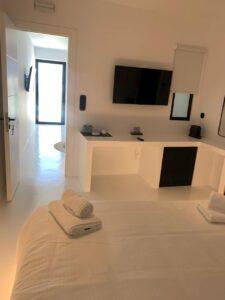 mykonos private pool villas rent - tagoo black 10