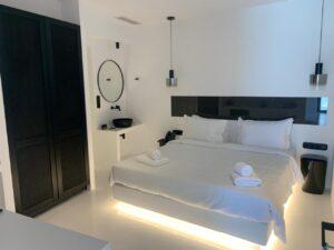 mykonos private pool villas rent - tagoo black 4242